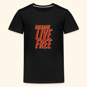 8EB98223 FEA1 49B9 8EAD FC201C941D7F - Kids' Premium T-Shirt