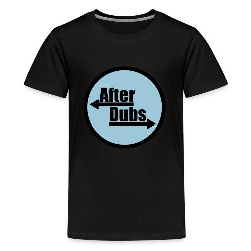After Dubs Evening Logo - Kids' Premium T-Shirt