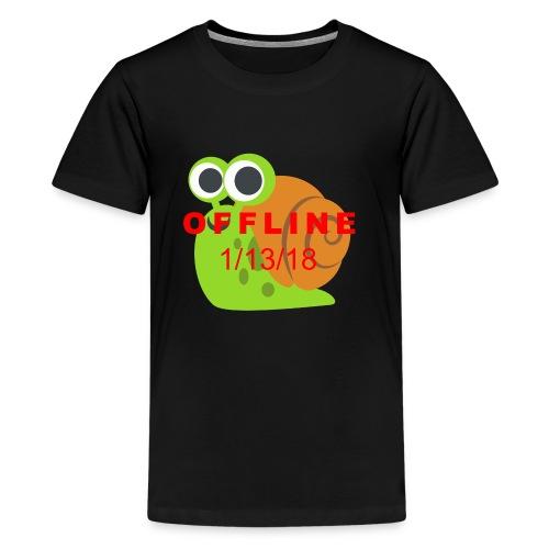 FiveM Unofficial Offline - Kids' Premium T-Shirt