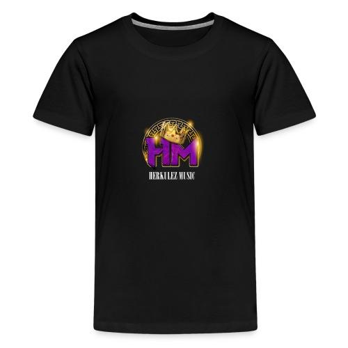 Herkulez Music Logo - Kids' Premium T-Shirt