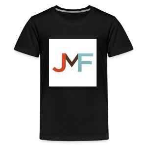 JMF Logo 1500x1500 - Kids' Premium T-Shirt
