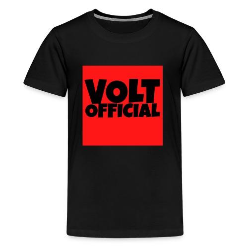 YT VOLT OFFICIAL - Kids' Premium T-Shirt