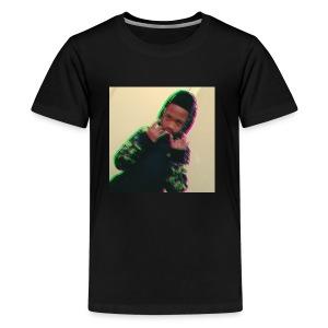 the savage king - Kids' Premium T-Shirt