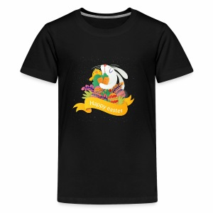 Happy Easter Day - Kids' Premium T-Shirt