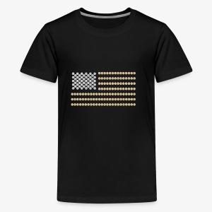 OLD GLORY WINCHESTER - Kids' Premium T-Shirt