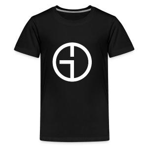GO Logo - Kids' Premium T-Shirt