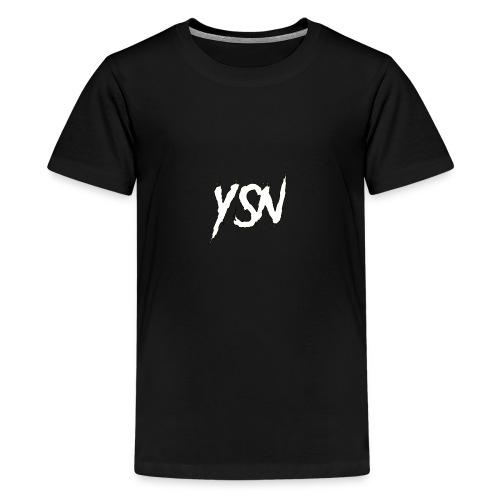 YSN - Kids' Premium T-Shirt