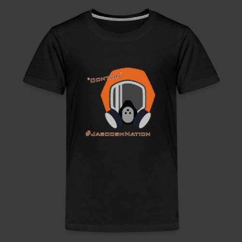 CONTAIN - Kids' Premium T-Shirt