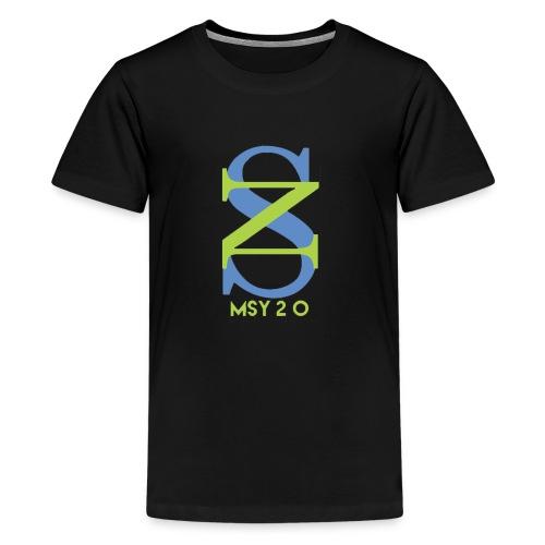 MSY 2.0 LOGO - Kids' Premium T-Shirt