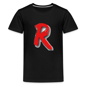 "Itz Ryan Clothing - Itz Ryan ""R"" Clothing - Kids' Premium T-Shirt"