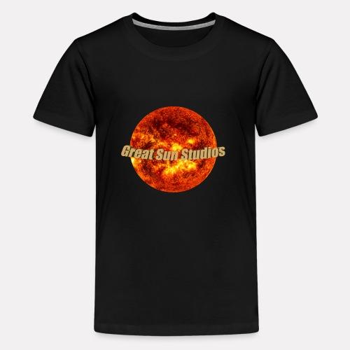GreatSunStudios Logo - Kids' Premium T-Shirt