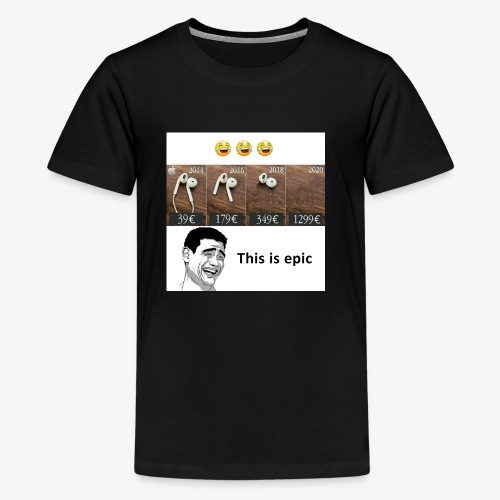 This is epic - Kids' Premium T-Shirt