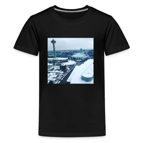 C77EC29A 4320 4611 87DA CEE895CC26DB - Kids' Premium T-Shirt