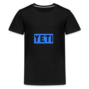 Yeti Supreme - Kids' Premium T-Shirt