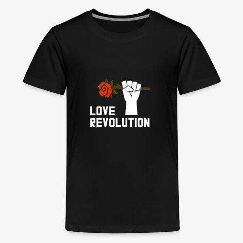 Love Revolution - Kids' Premium T-Shirt