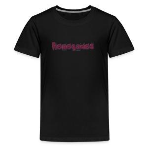Renegades Merch - Kids' Premium T-Shirt