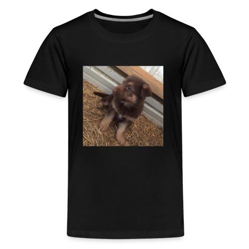 Kimber the dog - Kids' Premium T-Shirt