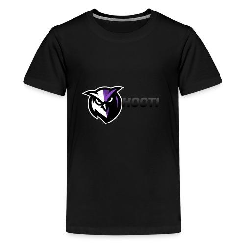 And We all HOOT! - Kids' Premium T-Shirt