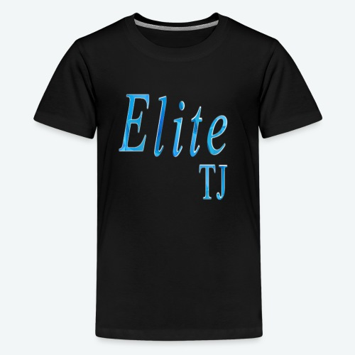 TJ ELITE LIMITED EDITION - Kids' Premium T-Shirt