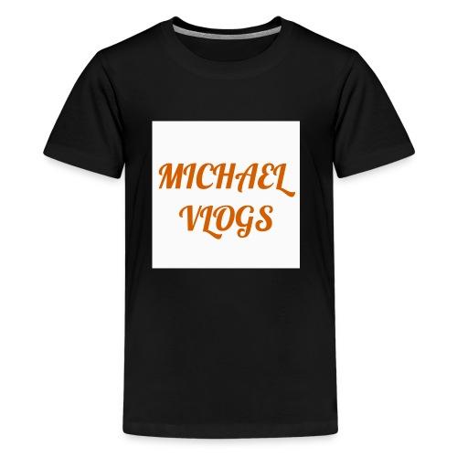 Channel name - Kids' Premium T-Shirt