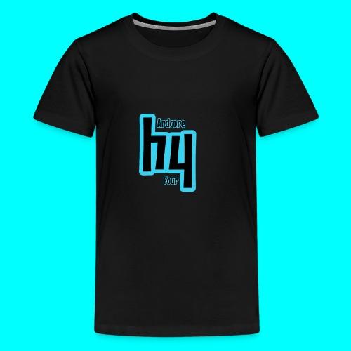 Original Hardcore 4 Design - Kids' Premium T-Shirt