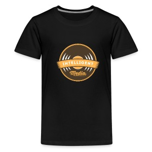 IntelligentMedia - Kids' Premium T-Shirt