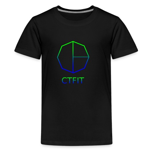 CTFIT PLUS LOGO - Kids' Premium T-Shirt