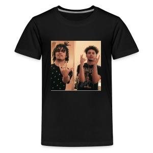 CB79B3D1 53E7 45BA 831E 0BB6CF06AB8D - Kids' Premium T-Shirt