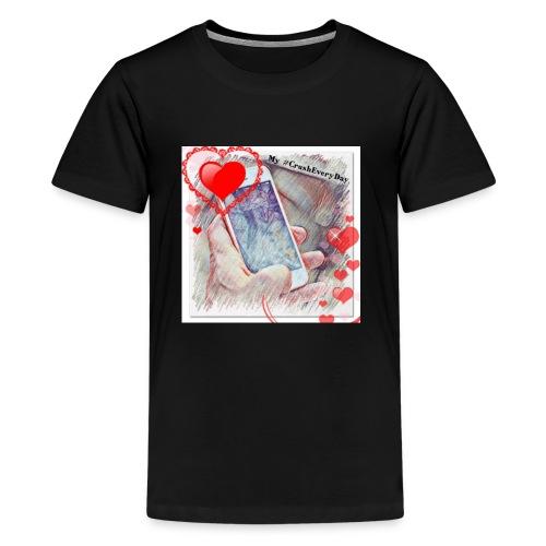 Phone Luv - Kids' Premium T-Shirt