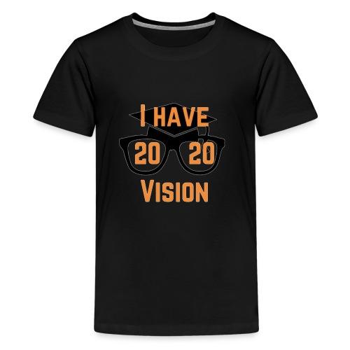 Class of 2020 Vision - Kids' Premium T-Shirt