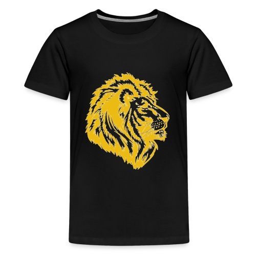 golden lion - Kids' Premium T-Shirt
