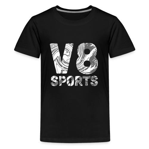 v8Sports Confusion Print - Kids' Premium T-Shirt