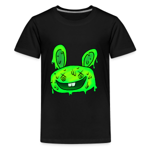 5 steps' bunny - Kids' Premium T-Shirt