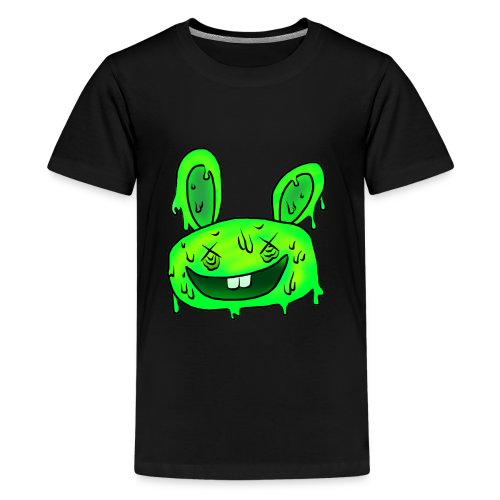5 steps' bunny - Kids' Premium T-Shirt