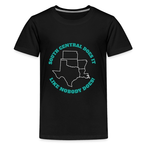 South Central 5 states - Kids' Premium T-Shirt