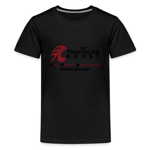 TriRoost - L/D/B - Kids' Premium T-Shirt
