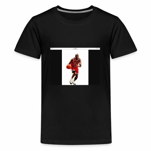 Micheal Jordan - Kids' Premium T-Shirt