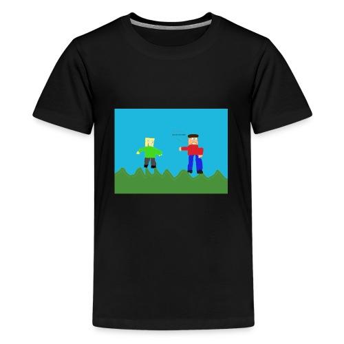 Cheesy Cheese - Kids' Premium T-Shirt