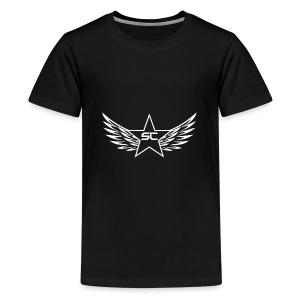 Starr Logo - Kids' Premium T-Shirt