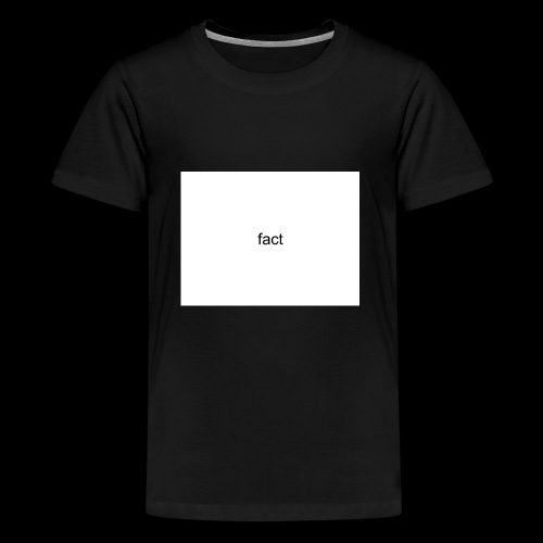 fact - Kids' Premium T-Shirt