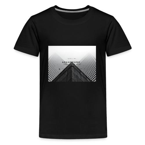 6B3D0CCB F8DA 4C8A A67F 1073DD62238E - Kids' Premium T-Shirt