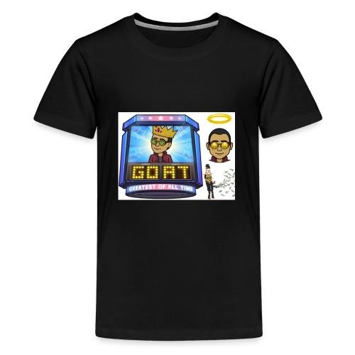 2time collage - Kids' Premium T-Shirt