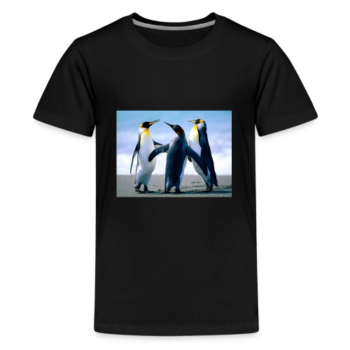 Penguins - Kids' Premium T-Shirt