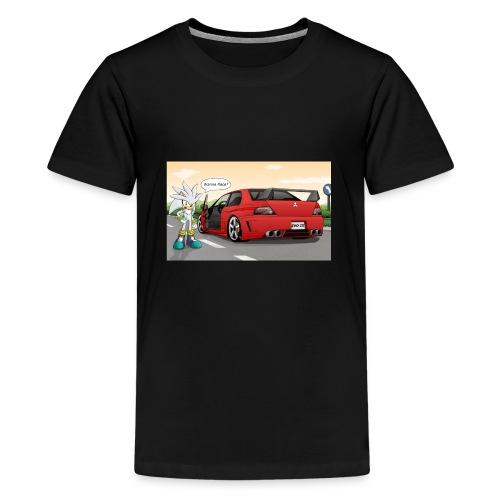 evo and sonic - Kids' Premium T-Shirt