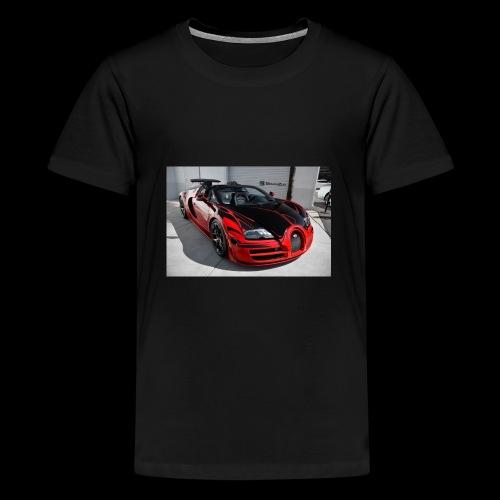 Bugatti Vitesse LOr Rouge 1 - Kids' Premium T-Shirt