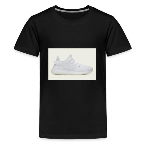 yeezys - Kids' Premium T-Shirt