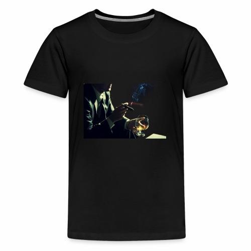 Smoking - Kids' Premium T-Shirt