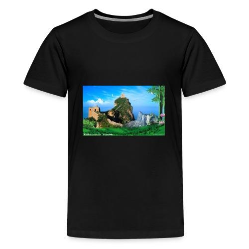 8022110 162804602317 2 - Kids' Premium T-Shirt