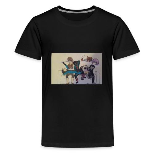 Nep and Friends - Kids' Premium T-Shirt