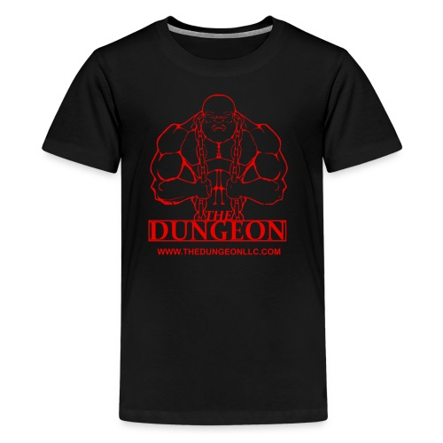 Dungeon Red - Kids' Premium T-Shirt